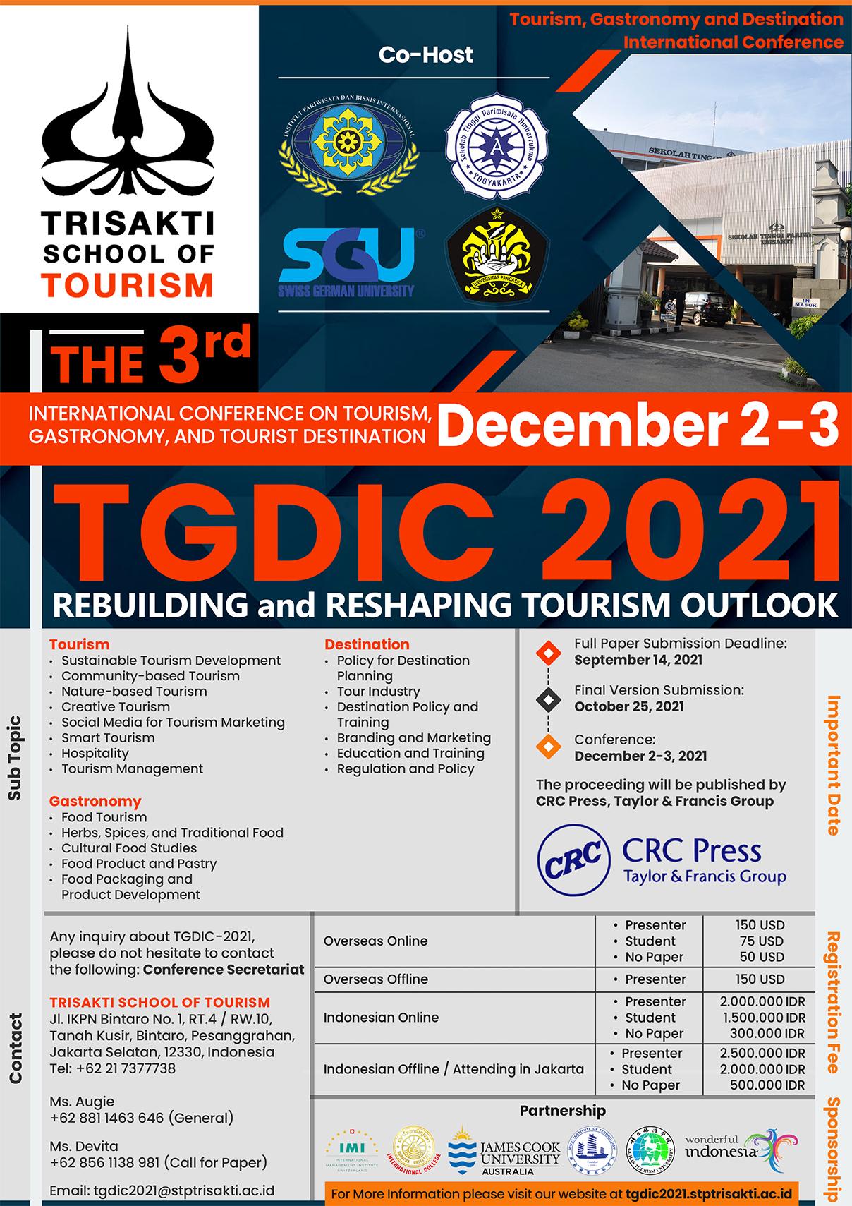 Brochure TGDIC 2021